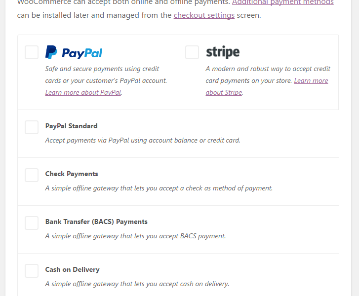 Paypal Pro WooCommerce